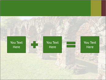 Jesuit mission Ruins PowerPoint Template - Slide 95