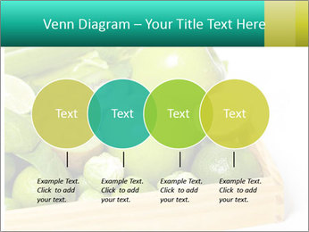 Fresh green vegetables and fruits PowerPoint Templates - Slide 32