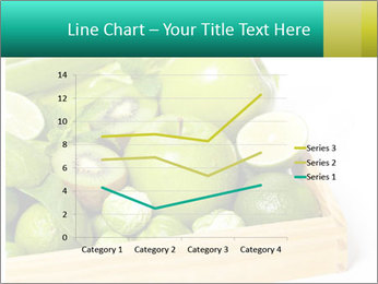 Fresh green vegetables and fruits PowerPoint Templates - Slide 54