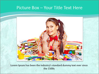 Mint abstract PowerPoint Templates - Slide 16