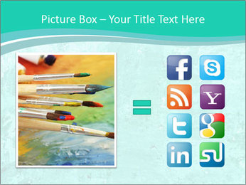 Mint abstract PowerPoint Templates - Slide 21