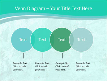 Mint abstract PowerPoint Template - Slide 32