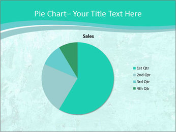 Mint abstract PowerPoint Template - Slide 36