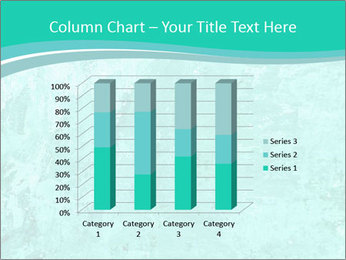 Mint abstract PowerPoint Template - Slide 50