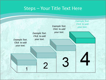 Mint abstract PowerPoint Template - Slide 64