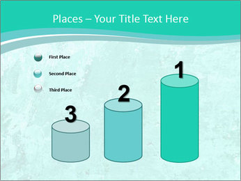 Mint abstract PowerPoint Template - Slide 65