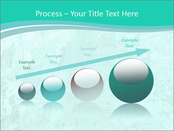 Mint abstract PowerPoint Template - Slide 87