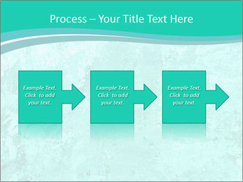 Mint abstract PowerPoint Template - Slide 88