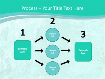 Mint abstract PowerPoint Template - Slide 92