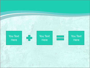 Mint abstract PowerPoint Template - Slide 95