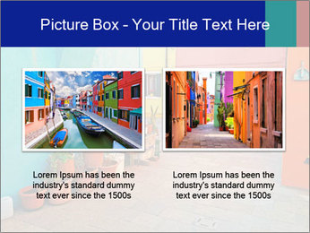 Colorful corner in Burano PowerPoint Templates - Slide 18
