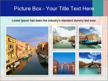 Colorful corner in Burano PowerPoint Templates - Slide 19