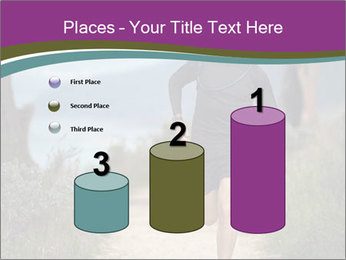 Portrait of a trail runner PowerPoint Templates - Slide 65