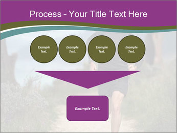 Portrait of a trail runner PowerPoint Templates - Slide 93