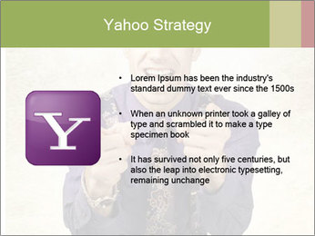 Salesman offers PowerPoint Template - Slide 11