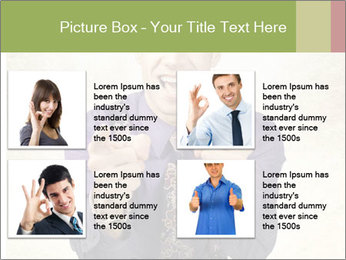 Salesman offers PowerPoint Template - Slide 14