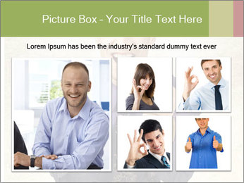 Salesman offers PowerPoint Template - Slide 19