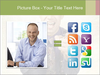 Salesman offers PowerPoint Template - Slide 21