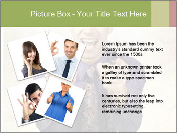 Salesman offers PowerPoint Template - Slide 23