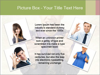 Salesman offers PowerPoint Template - Slide 24