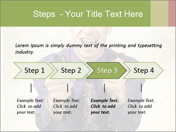 Salesman offers PowerPoint Template - Slide 4