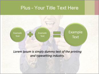 Salesman offers PowerPoint Template - Slide 75