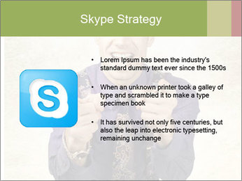 Salesman offers PowerPoint Template - Slide 8