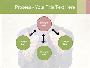 Salesman offers PowerPoint Template - Slide 91