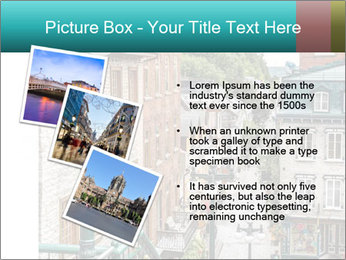 The historic district of Old Quebec PowerPoint Template - Slide 17