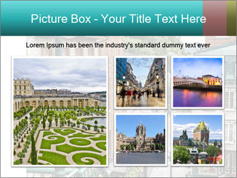 The historic district of Old Quebec PowerPoint Template - Slide 19