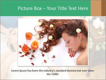 Face massage PowerPoint Template - Slide 15