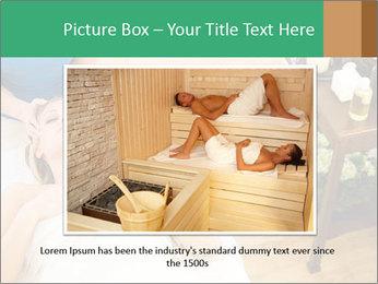Face massage PowerPoint Template - Slide 16