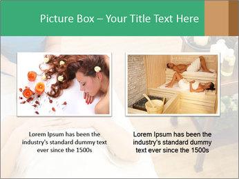 Face massage PowerPoint Template - Slide 18