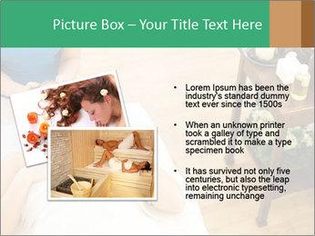 Face massage PowerPoint Template - Slide 20