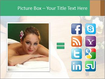 Face massage PowerPoint Template - Slide 21