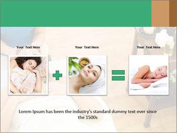 Face massage PowerPoint Template - Slide 22