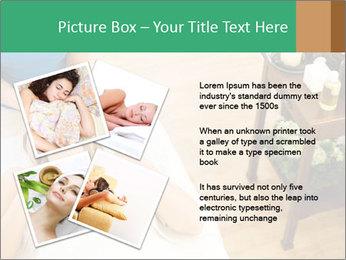Face massage PowerPoint Template - Slide 23