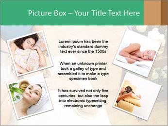 Face massage PowerPoint Template - Slide 24