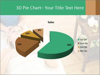 Face massage PowerPoint Template - Slide 35