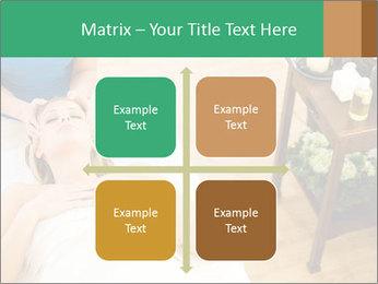 Face massage PowerPoint Template - Slide 37