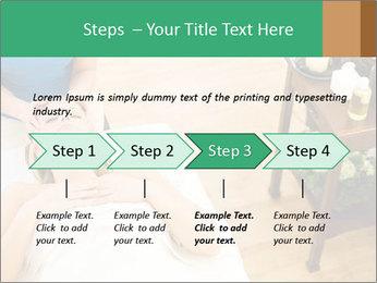 Face massage PowerPoint Template - Slide 4