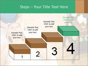 Face massage PowerPoint Template - Slide 64