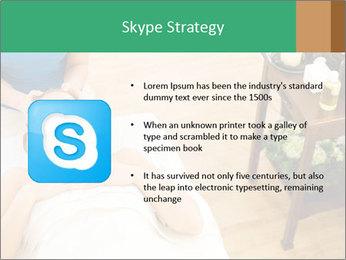 Face massage PowerPoint Template - Slide 8