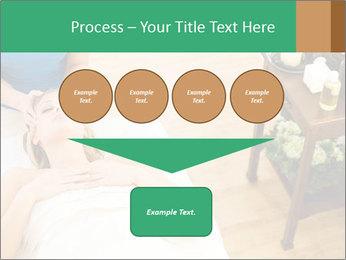 Face massage PowerPoint Template - Slide 93
