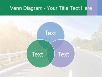 Newly built highway PowerPoint Templates - Slide 33