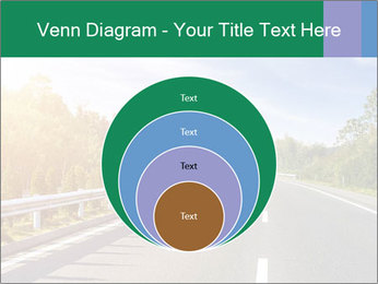 Newly built highway PowerPoint Templates - Slide 34