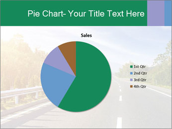 Newly built highway PowerPoint Templates - Slide 36
