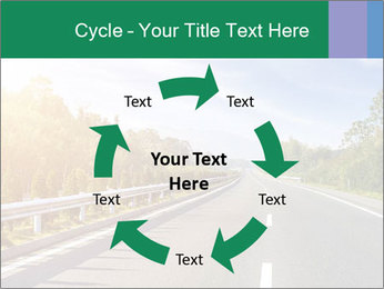 Newly built highway PowerPoint Templates - Slide 62