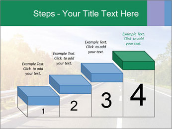 Newly built highway PowerPoint Templates - Slide 64