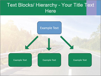 Newly built highway PowerPoint Templates - Slide 69